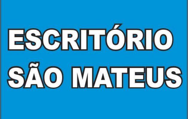 ESCRITÓRIO SÃO MATHEUS EM CUJUBIM