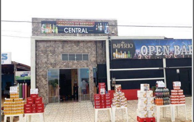 Deposito de Bebidas Central Em Cujubim