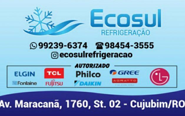 Refrigeração em Cujubim Ecosul Refrigeração